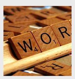 I confini tra le parole